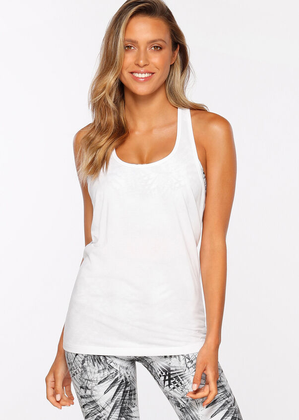 Tech Active Tank, White, hi-res