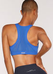 Force Sports Bra, Azure Blue, hi-res