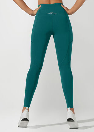 Active Days Zip Core Full Length Tight