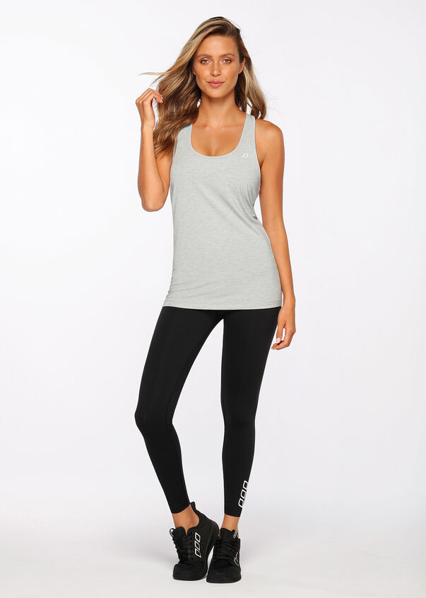 Tech Active Tank, Storm Grey Marl, hi-res