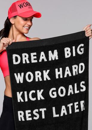 Dream Big Towel
