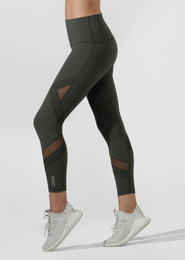 Edge Core Ankle Biter Tight, Dark Safari, hi-res