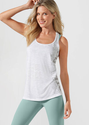 Athletic Slouchy Gym Tank