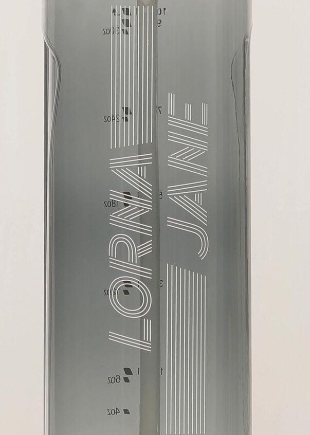 LJ 1L Drink Drink Bottle, Black, hi-res