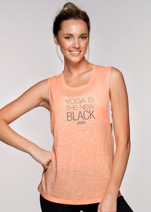 Yoga Is The New BlackTank