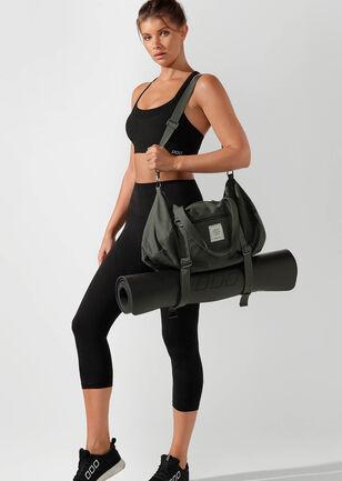 Washed Yoga Duffle Bag