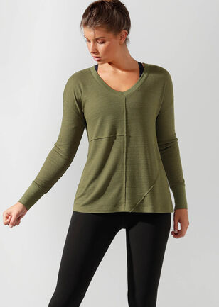 Lounge Long Sleve Top