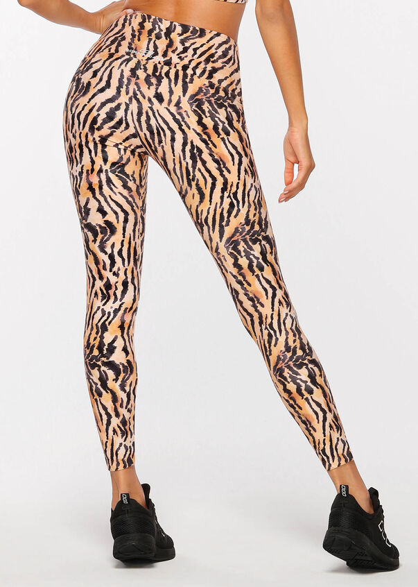 Animalistic Core Ankle Biter Tight, Animalistic Print, hi-res